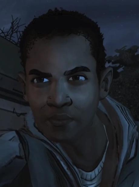 Russell (The Walking Dead)