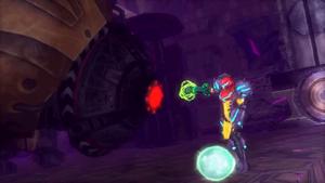MSR Samus destroys Diggernaut