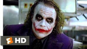 The Dark Knight (1 9) Movie CLIP - Kill the Batman (2008) HD