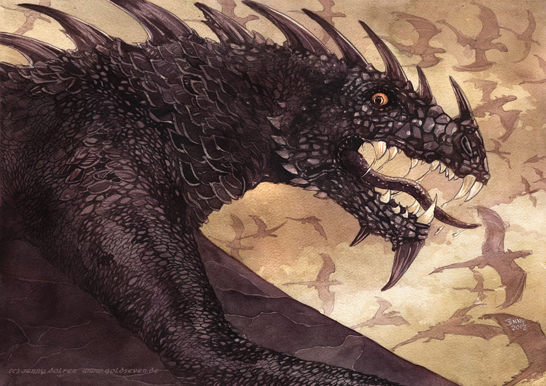 Dragons (Middle-earth)