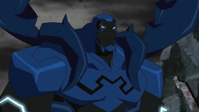Future Blue Beetle (Young Justice)