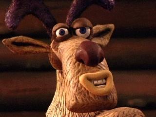 Blitzen (Robbie the Reindeer)