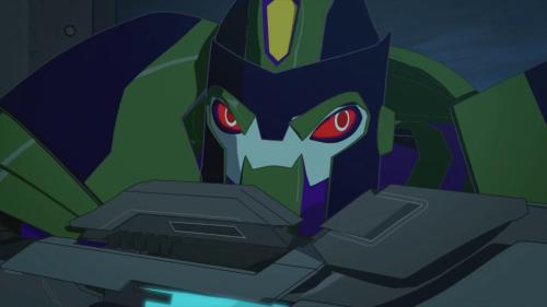Major Mayhem (Transformers: Robots in Disguise)
