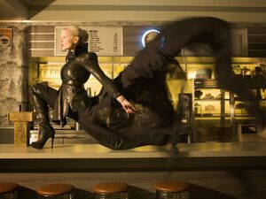 Once Upon a Time - Dark Swan - Granny's Diner