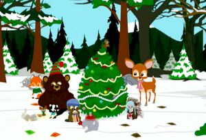 The Christmas Critters