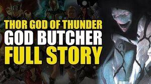 Thor God Of Thunder God Butcher Full Story