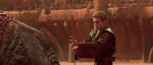 Anakin Skywalker bond