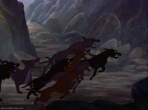 Bambi-Hunter Dogs (1)