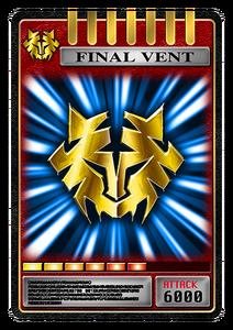 Final Vent (Tiger) 1