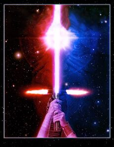 Lightsabers Empire Cover Textless
