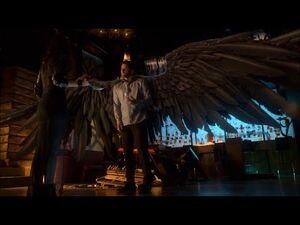 Maze meets Michael - Lucifer 5x02
