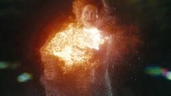 Morgana le Fay's Fire Spell