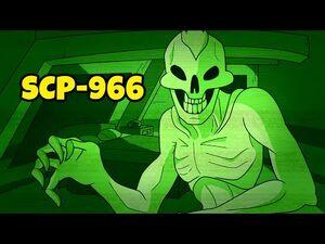 Sleep Killer - SCP-966 (SCP Animation)