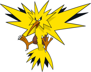 145Zapdos Dream