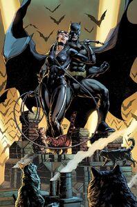 Batman Vol 3 50 Fabok Textless