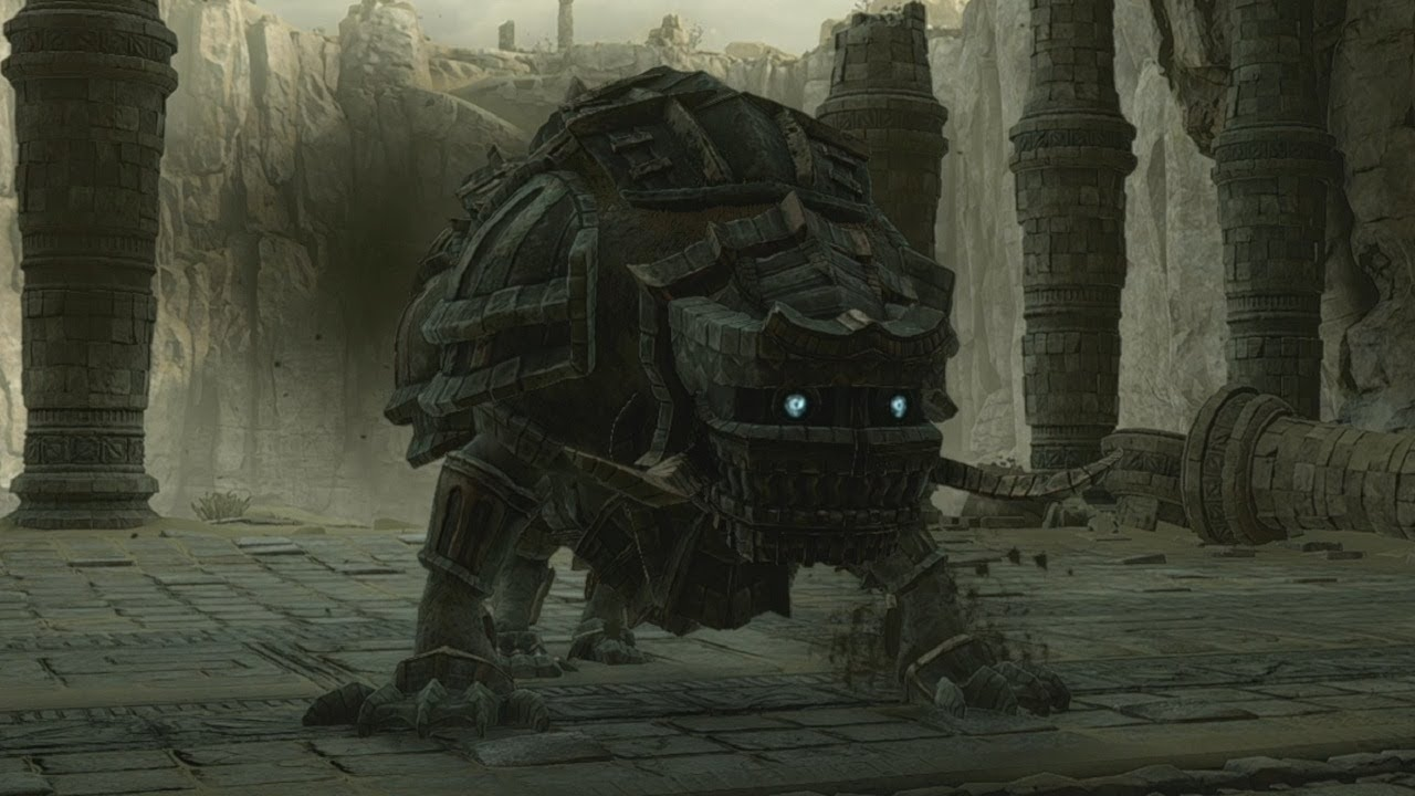 Celosia (Shadow of the Colossus)