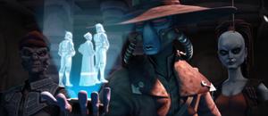 Chancellor Palpatine bounty