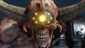 DOOM Eternal - Doom Hunter Boss Fight