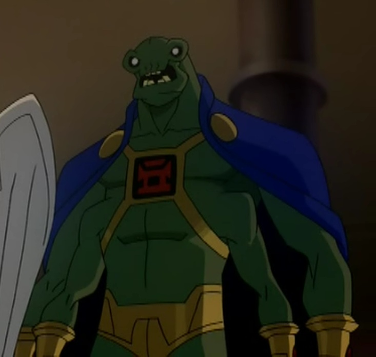 J'edd J'arkus (Justice League: Crisis on Two Earths)