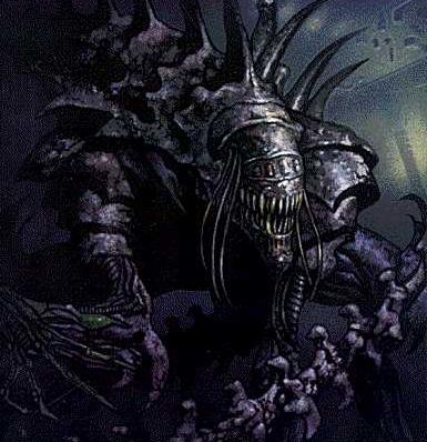 """Rogue (""""King"""" Xenomorph)"""