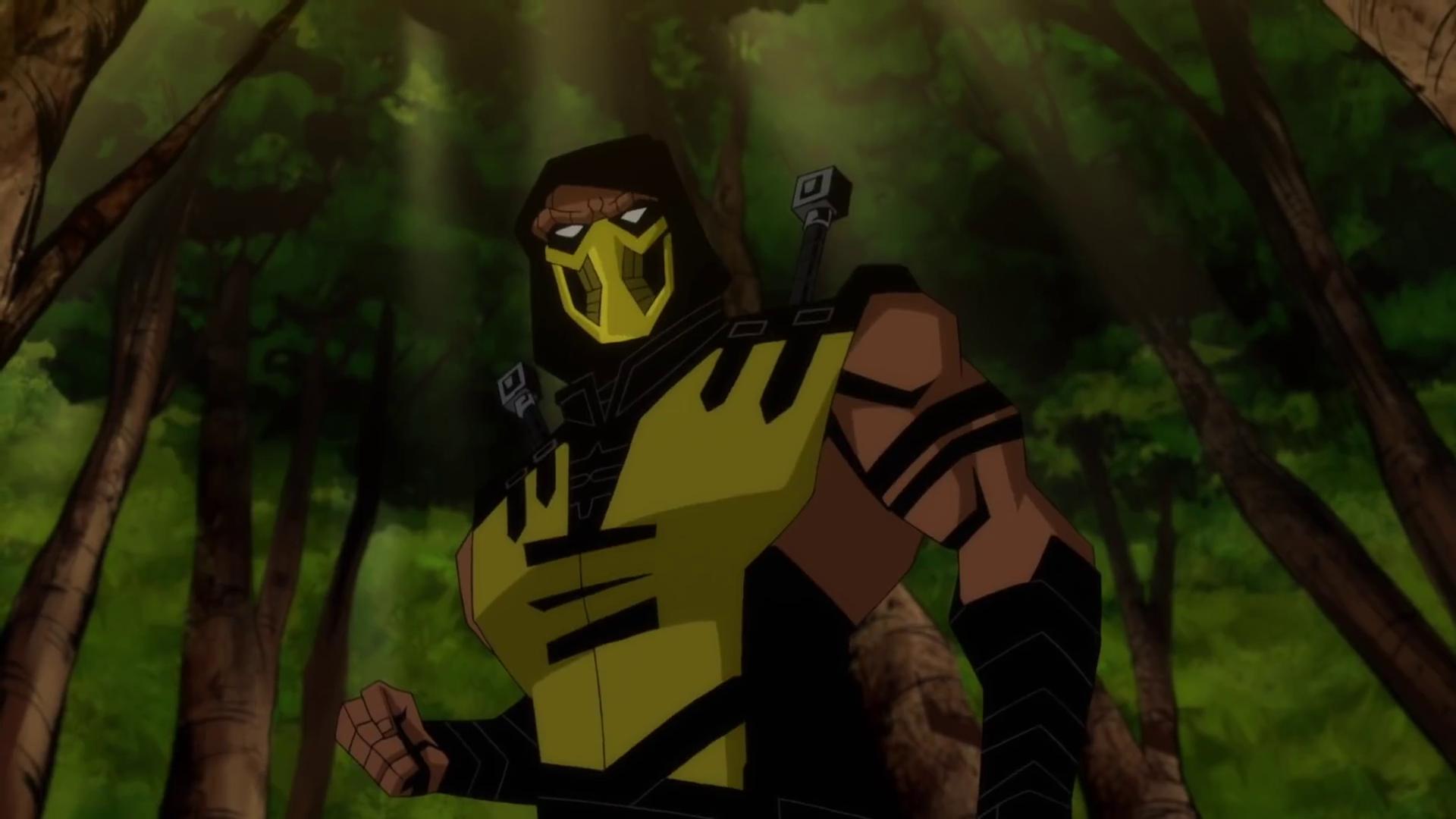 Scorpion (Mortal Kombat Legends: Scorpion's Revenge)