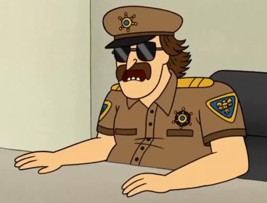 Cop (Regular Show)