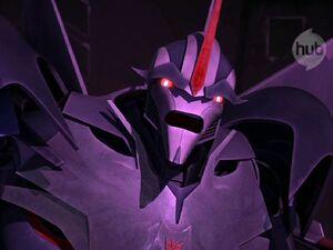 Transformers Prine Starscream