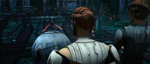 Ventress droid invasion