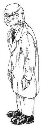 Dr. Geo Mandrake