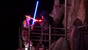 RenVsRey-Star Wars Galaxy's Edge