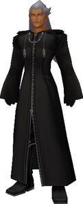 Black Coat Ansem