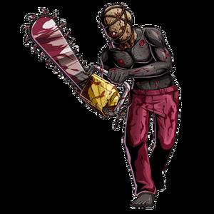 Chainsaw Majini (Clan Master)