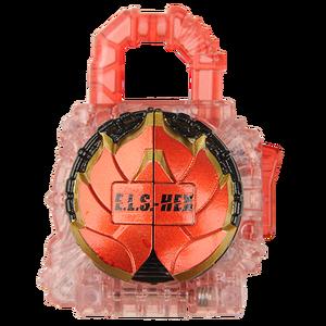 Dragon Energy Lockseed 1