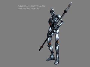 Grievous bodyguard repcom
