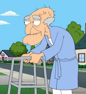 Herbert - Family Guy