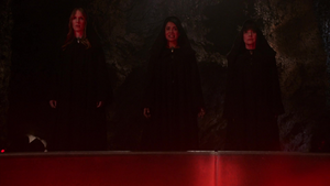 Kryptonian witches