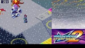 Mega Man Star Force 2 - Part 7 Yeti Blizzard