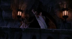 Verona Dracula Aleera embrace
