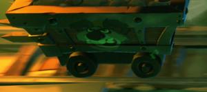Koala Kong IAT cameo
