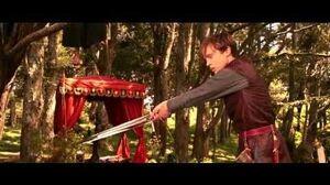 Narnia Peter's first battle