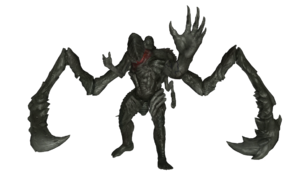 Parasite Super Tyrant (Resident Evil)
