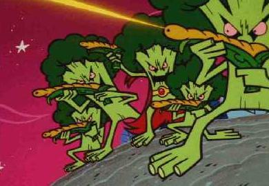 Broccoloids