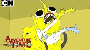 Adventure Time Lemon-Sweets Cartoon Network