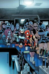 Amazing Spider-Man Vol 5 7 Textless