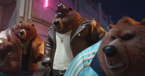 Bears Angry