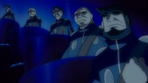 Black Ghost Council CS 2