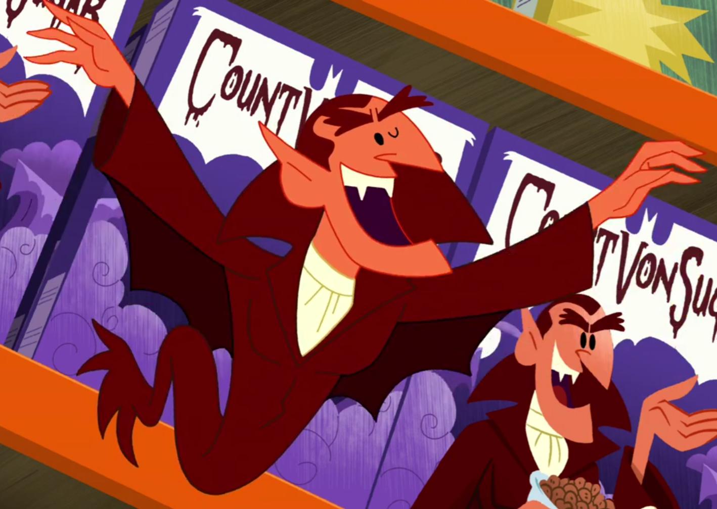 Count Von Sugar