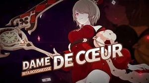 Dame de Cœur - Honkai Impact 3rd