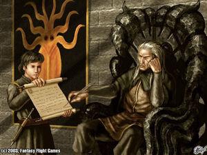 King Balon Throne