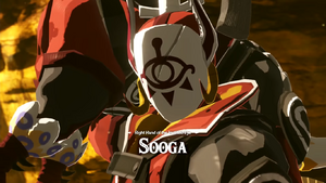 Right Hand of the Inverted Eye Sooga